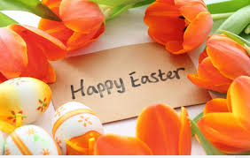 Easter Holidays Monday 15th April – Friday 26th April