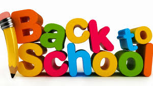 School reopens on Monday 6th September at 8:45am